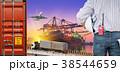ポート 港 積荷の写真 38544659