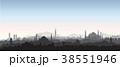 イスタンブール トルコ バックグラウンドのイラスト 38551946