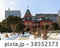 旧北海道庁 北海道庁旧本庁舎 赤レンガ庁舎の写真 38552373