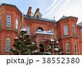 旧北海道庁 北海道庁旧本庁舎 赤レンガ庁舎の写真 38552380