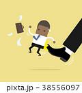 アフリカ人 アフリカ産 職業のイラスト 38556097