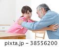 介護 ホームヘルパー 人物の写真 38556200