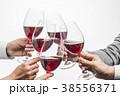 ワインで乾杯 38556371