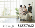 家族 人物 三世代の写真 38557082