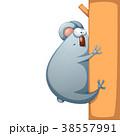 ぱんだ パンダ ベクターのイラスト 38557991