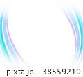 縞模様 ストライプ フレームのイラスト 38559210