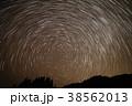 北天の星の日周運動 38562013
