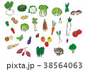 野菜の詰め合わせ 38564063