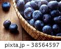 ブルーベリー フルーツ 果物の写真 38564597