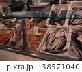 イタリアの魚屋 中央市場 38571040