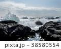 海 荒波 波の写真 38580554