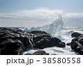 海 荒波 波の写真 38580558