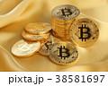 仮想通貨/ビットコイン 38581697