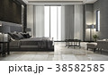 浴室 ベッドルーム 寝室のイラスト 38582585
