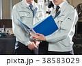 ビジネス 製造業 チームの写真 38583029