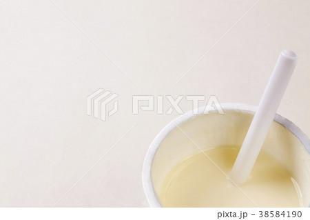 冷たい飲み物 ミルクセーキ 38584190