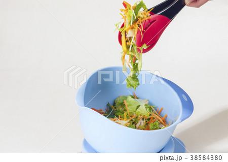 野菜ミックスサラダボール 38584380