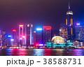 《香港》香港島の夜景 38588731