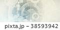 技術 デジタル コンセプトのイラスト 38593942