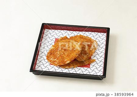日本のお菓子 せんべい おかき 38593964