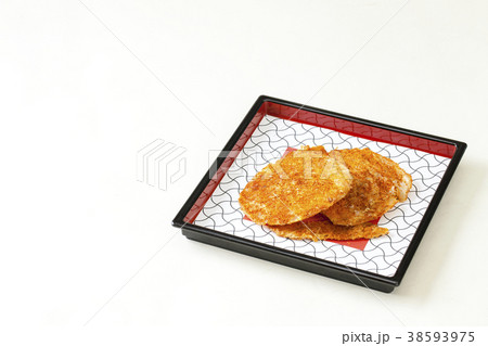日本のお菓子 せんべい おかき 38593975