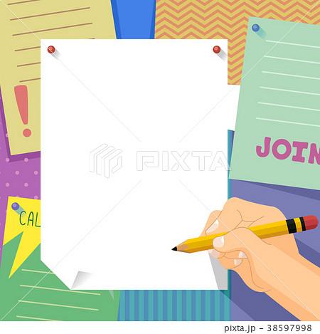 Hand Sign Club Illustration 38597998