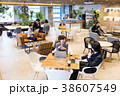オフィスイメージ クリエイティブ スタッフ コワーキングスペース 38607549