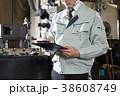 製造業 技術者 作業者の写真 38608749