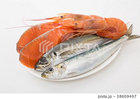 魚介類 38609497