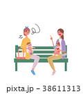 育児 人物 母親のイラスト 38611313