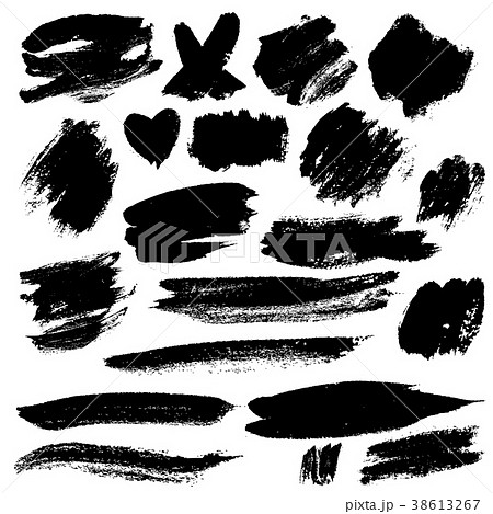 Grunge Brush Stroke 38613267