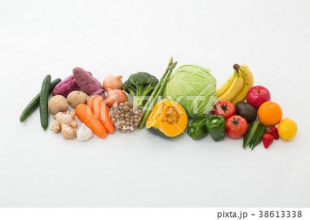 野菜集合 38613338