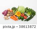 野菜集合 38613872