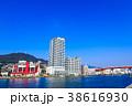 県庁前広場 港 長崎の写真 38616930