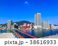 県庁前広場 港 長崎の写真 38616933