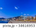 県庁前広場 港 長崎の写真 38616953