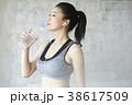 女性 スポーツウェア 38617509