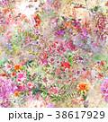 フローラル 花 水彩画のイラスト 38617929