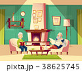 暮らし 生活 空間のイラスト 38625745