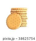ベクトル クッキー ビスケットのイラスト 38625754
