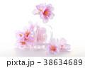 花 花びら 瓶の写真 38634689