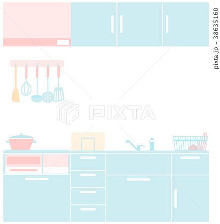 システムキッチン-IHコンロ 38635160