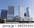 JR名古屋駅 名古屋駅 高層ビルの写真 38635404