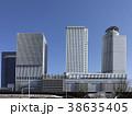 JR名古屋駅 名古屋駅 高層ビルの写真 38635405