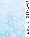 ハート【背景・シリーズ】 38641007
