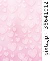 ハート【背景・シリーズ】 38641012