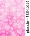 ハート【背景・シリーズ】 38641019