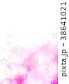 桜 背景 花のイラスト 38641021