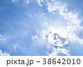 青空 雲 空の写真 38642010