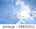 青空 雲 空の写真 38642011